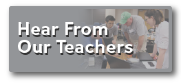 Hear from our teachers